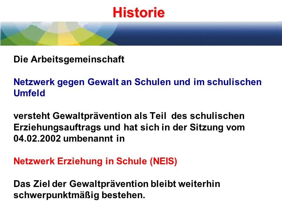 Historie Die Arbeitsgemeinschaft