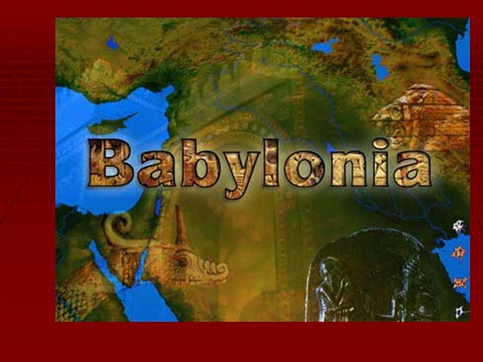 Babylon unter Nebukadnezar