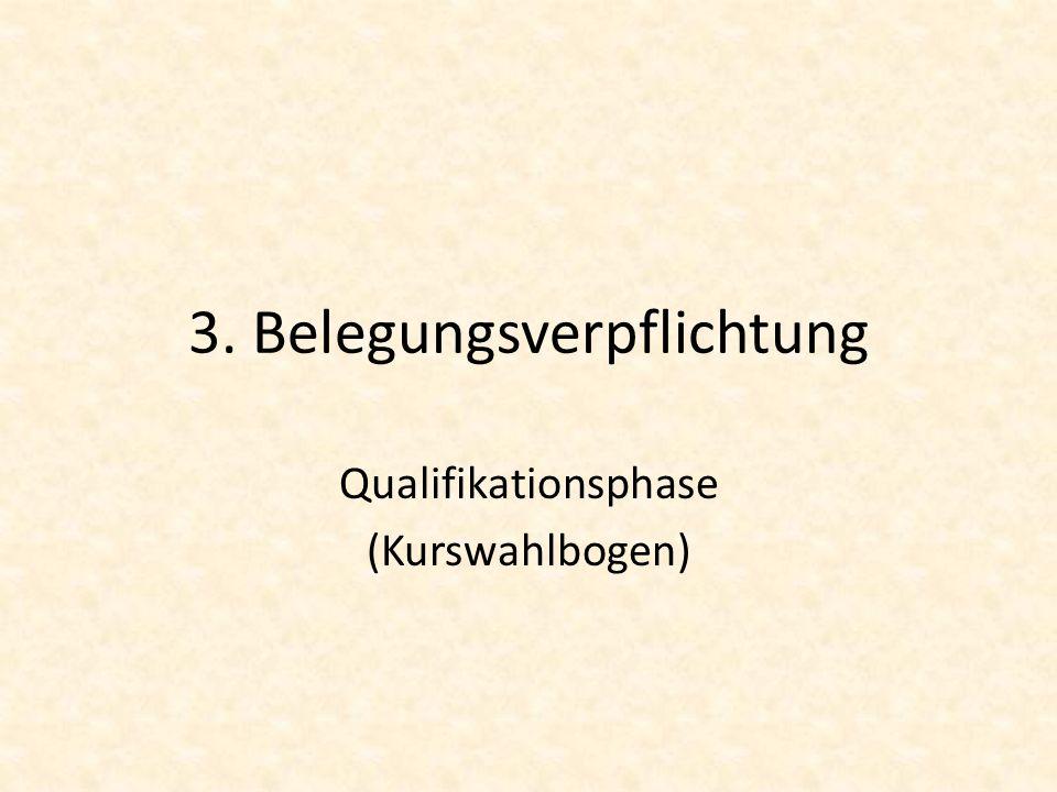 3. Belegungsverpflichtung