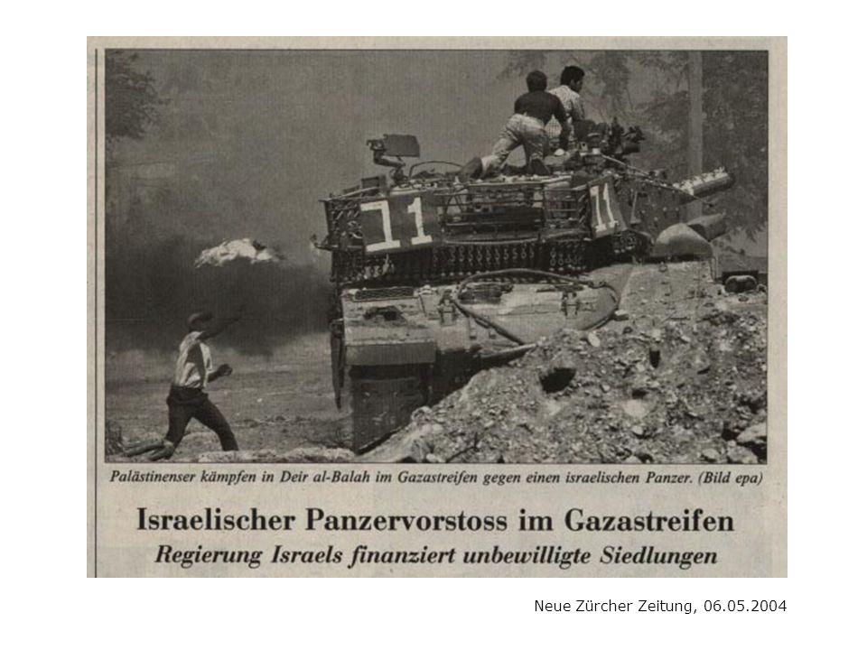 Neue Zürcher Zeitung, 06.05.2004