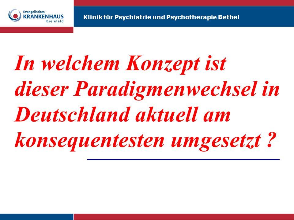 Symposium 5 In welchem Konzept ist dieser Paradigmenwechsel in Deutschland aktuell am konsequentesten umgesetzt
