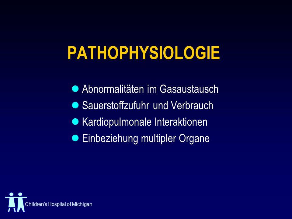 PATHOPHYSIOLOGIE Abnormalitäten im Gasaustausch