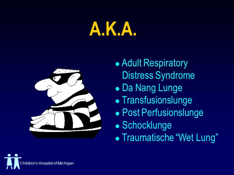 A.K.A. Adult Respiratory Distress Syndrome Da Nang Lunge