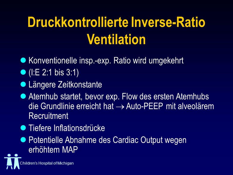 Druckkontrollierte Inverse-Ratio Ventilation