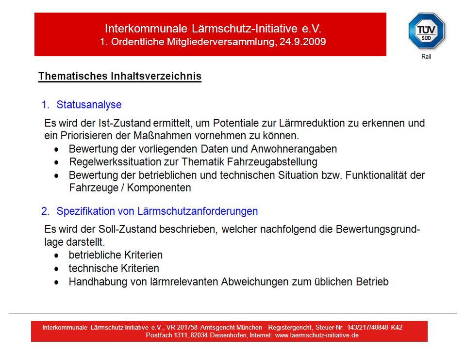 Interkommunale Lärmschutz-Initiative e. V