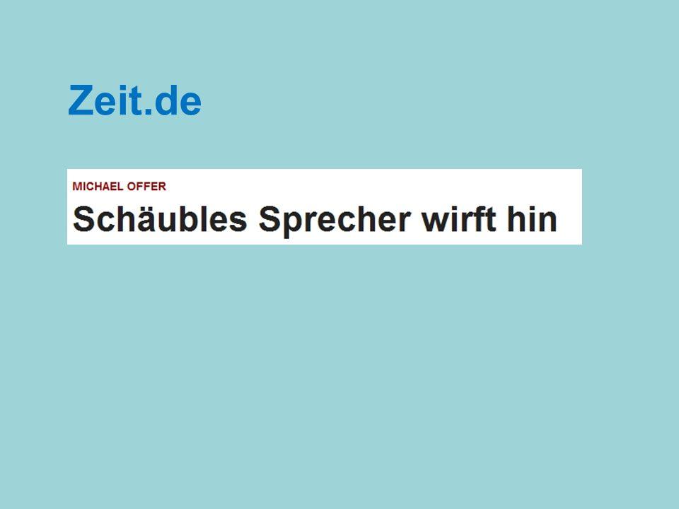 Zeit.de