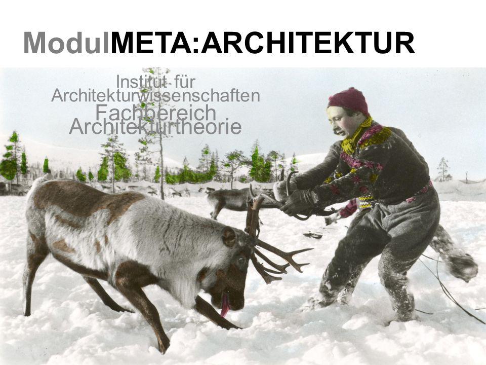 ModulMETA:ARCHITEKTUR