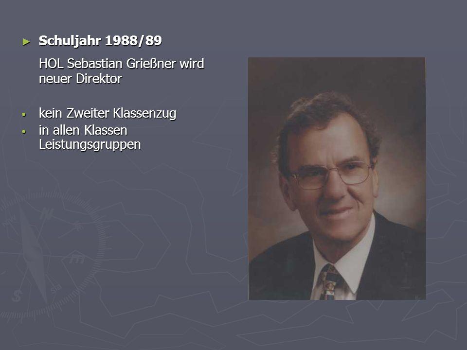 HOL Sebastian Grießner wird neuer Direktor
