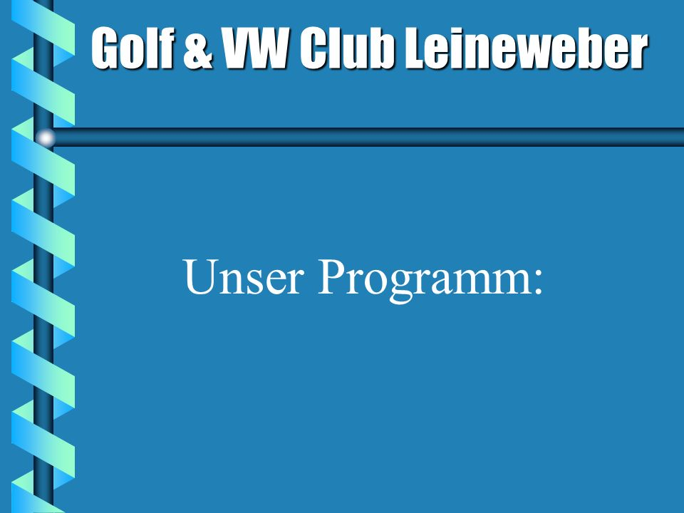 Golf & VW Club Leineweber