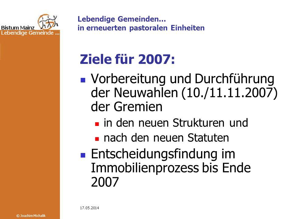 Entscheidungsfindung im Immobilienprozess bis Ende 2007