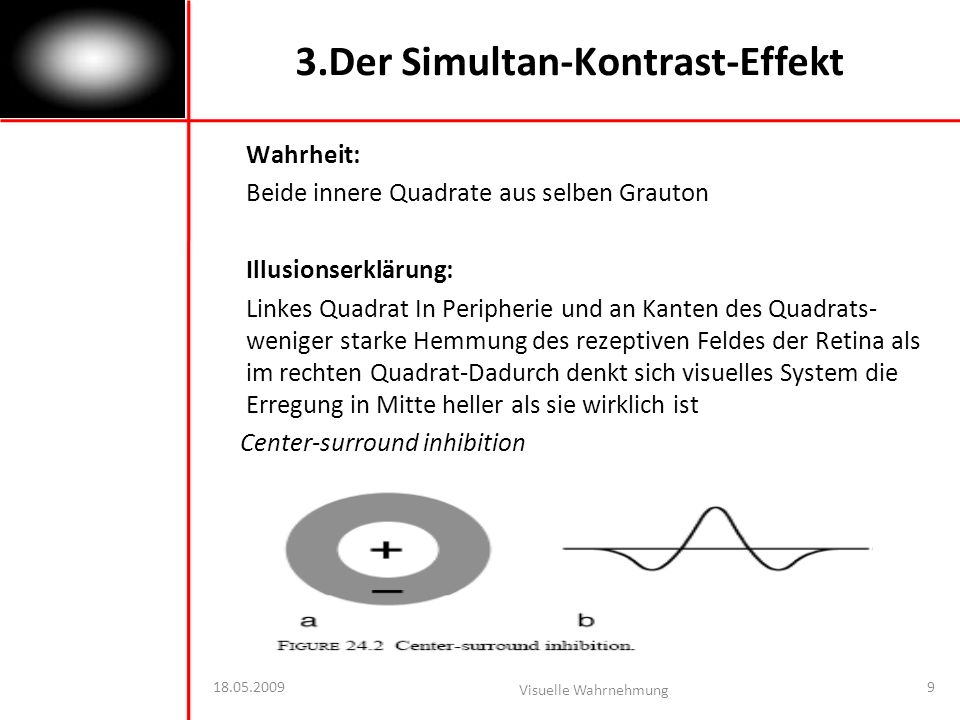 3.Der Simultan-Kontrast-Effekt