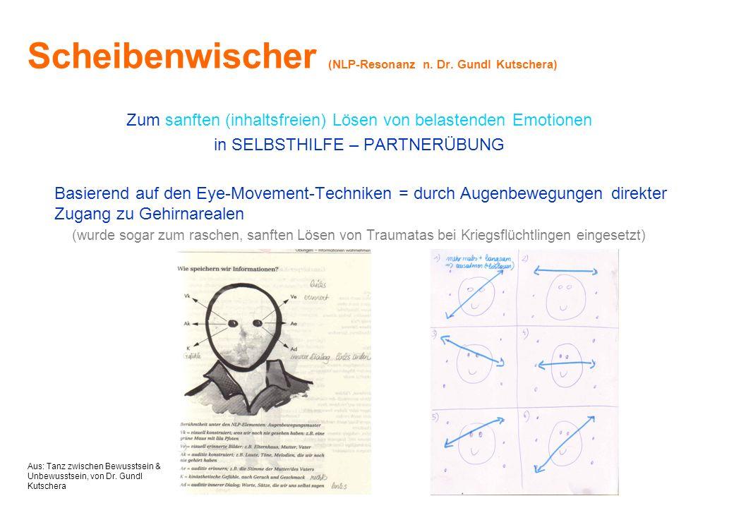 Scheibenwischer (NLP-Resonanz n. Dr. Gundl Kutschera)