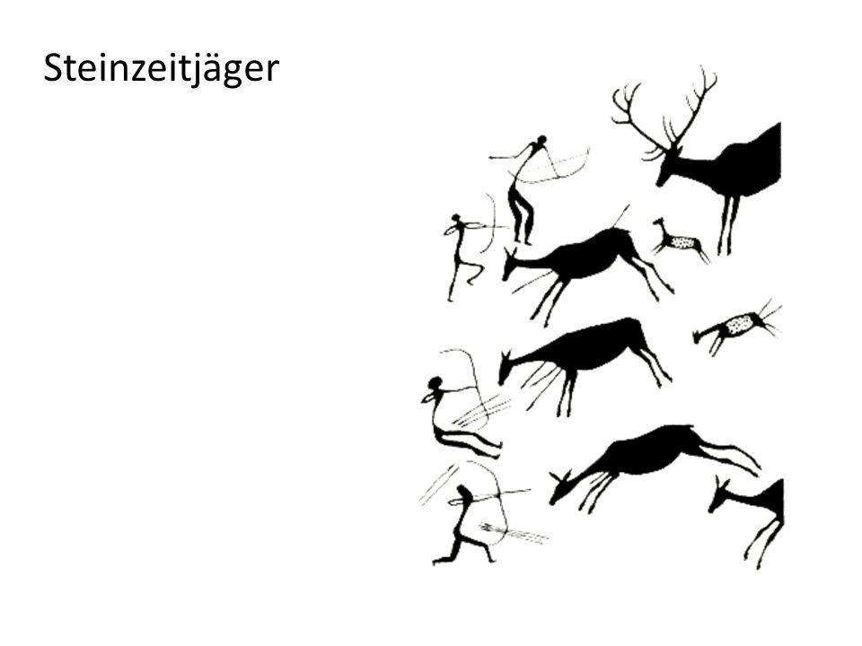 Steinzeitjäger
