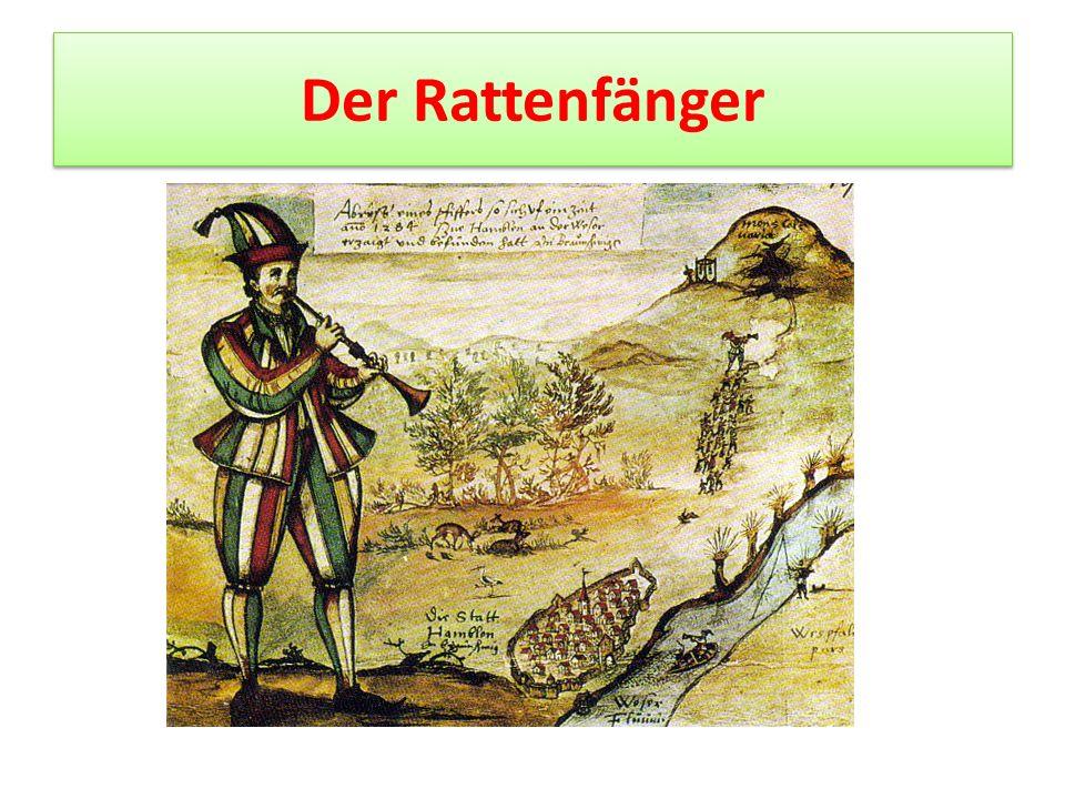 Der Rattenfänger