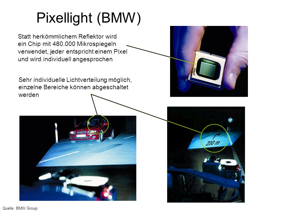 Pixellight (BMW)