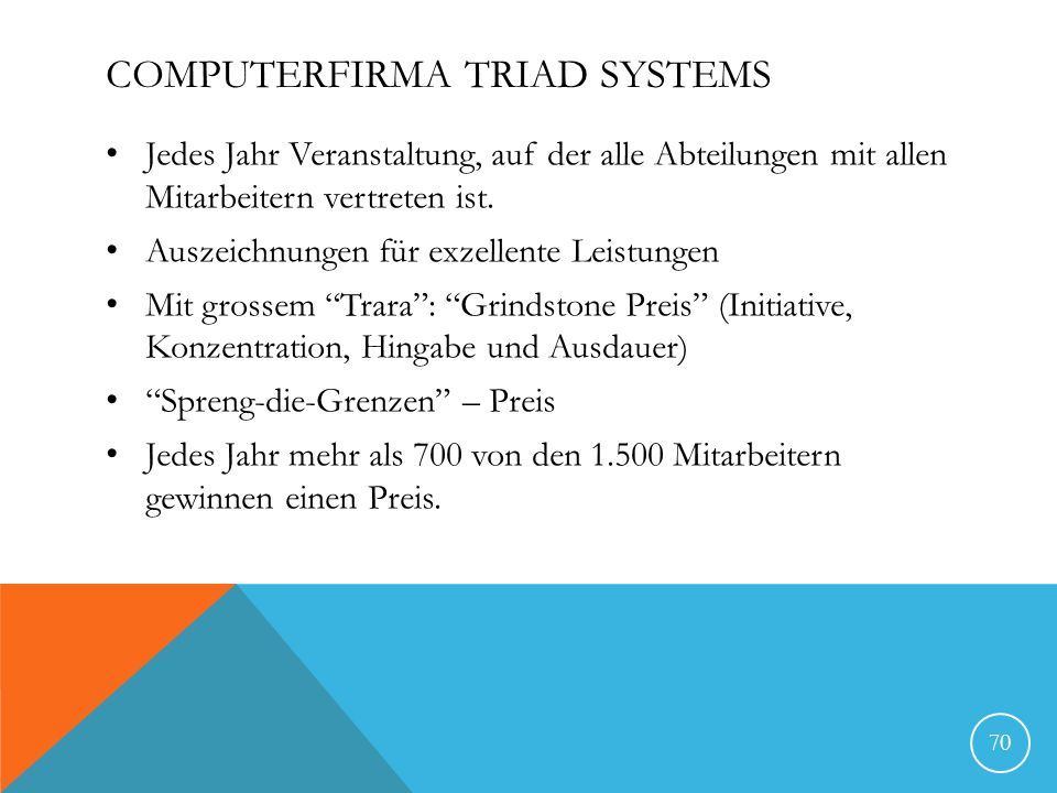 Computerfirma Triad Systems