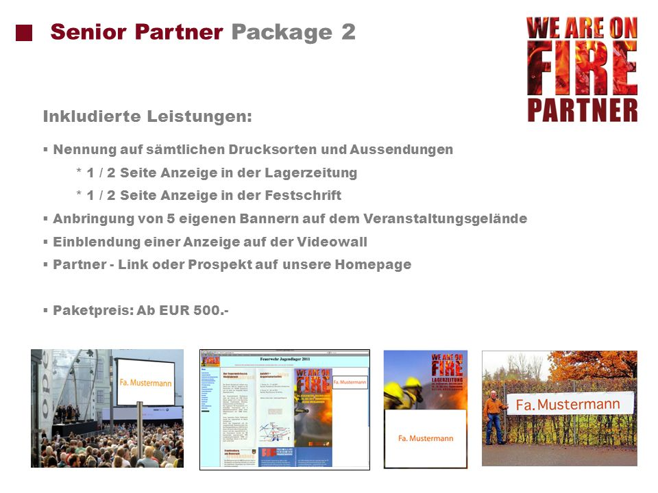 Senior Partner Package 2