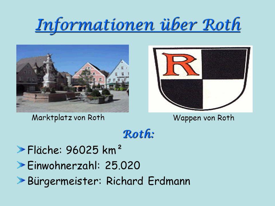 Informationen über Roth