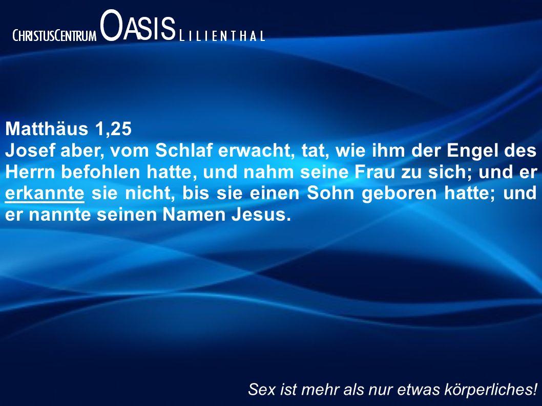 Matthäus 1,25