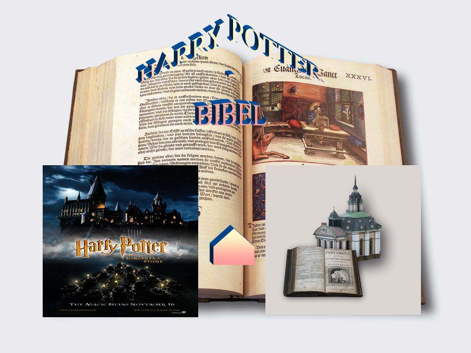HARRY POTTER - BIBEL -