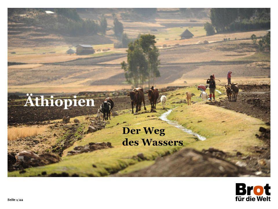Äthiopien Der Weg des Wassers