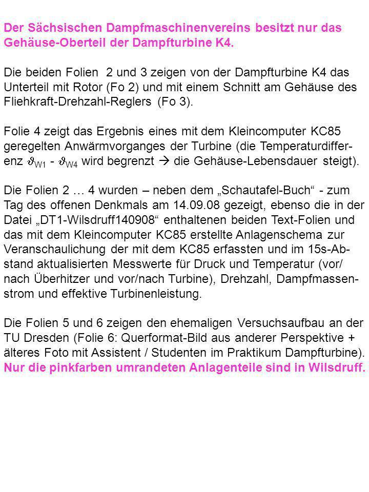 Der Sächsischen Dampfmaschinenvereins besitzt nur das