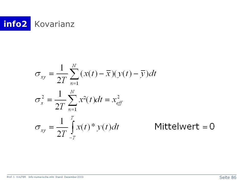 Kovarianz