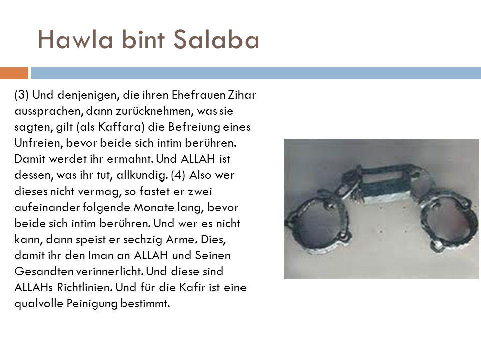 Hawla bint Salaba