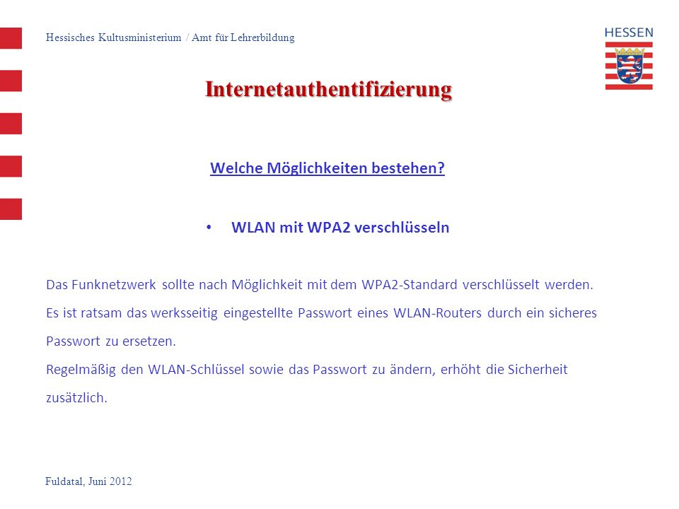 Internetauthentifizierung