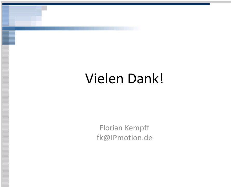 Florian Kempff fk@IPmotion.de