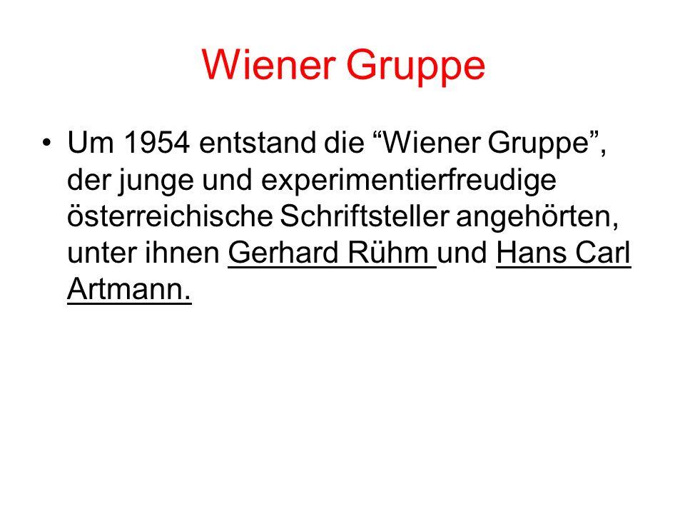 Wiener Gruppe
