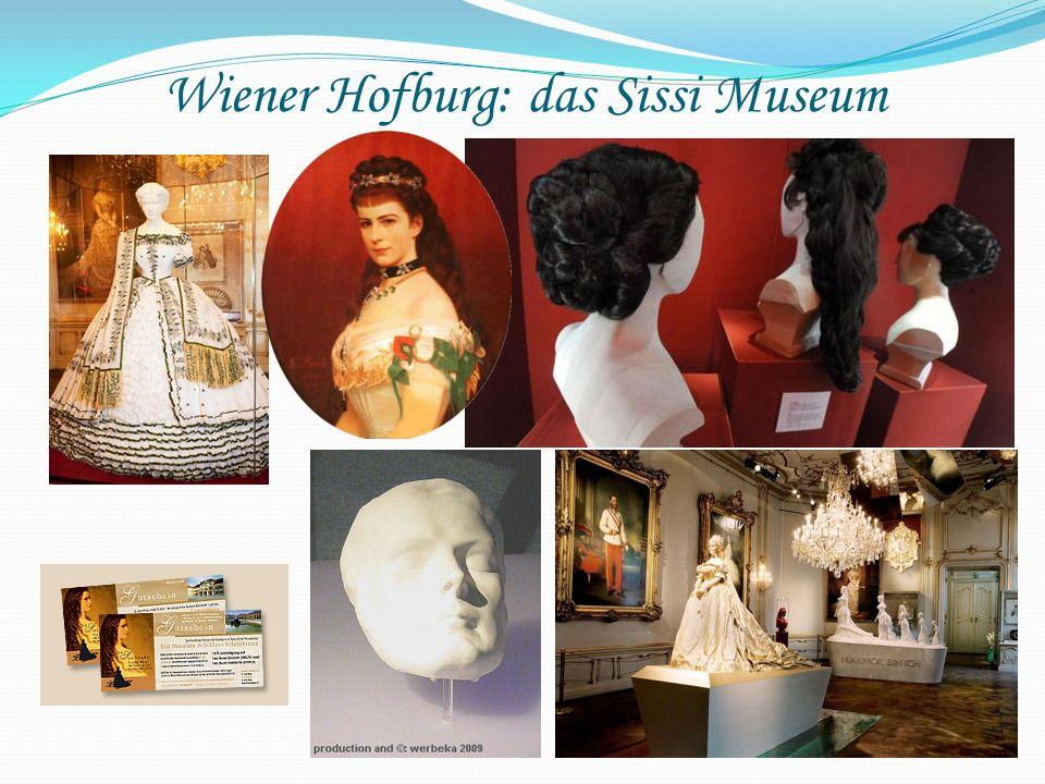 Wiener Hofburg: das Sissi Museum