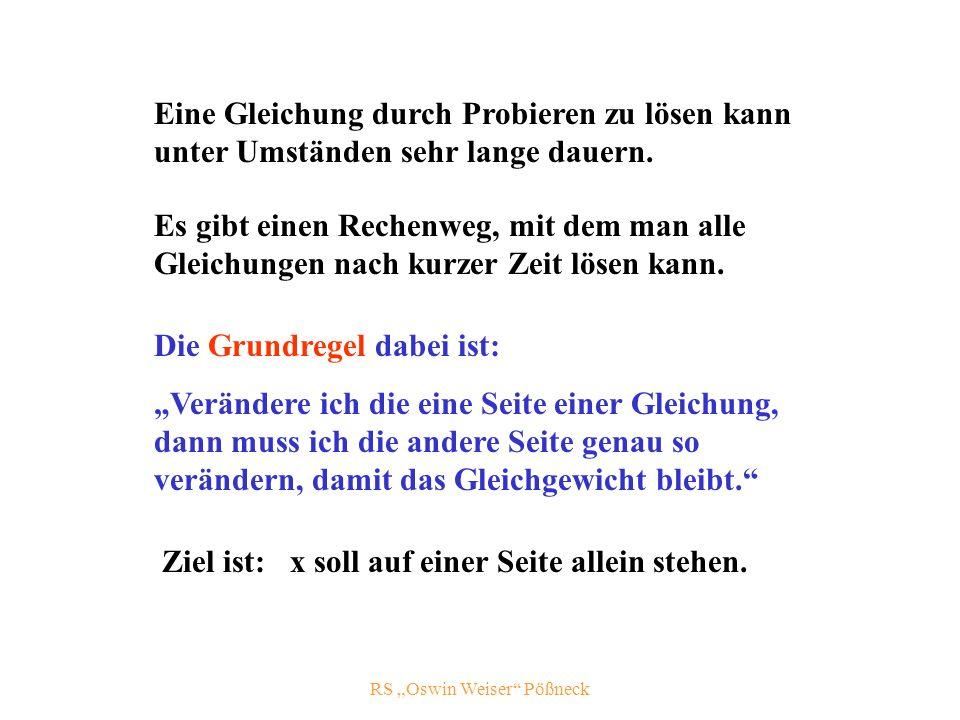 """RS """"Oswin Weiser Pößneck"""