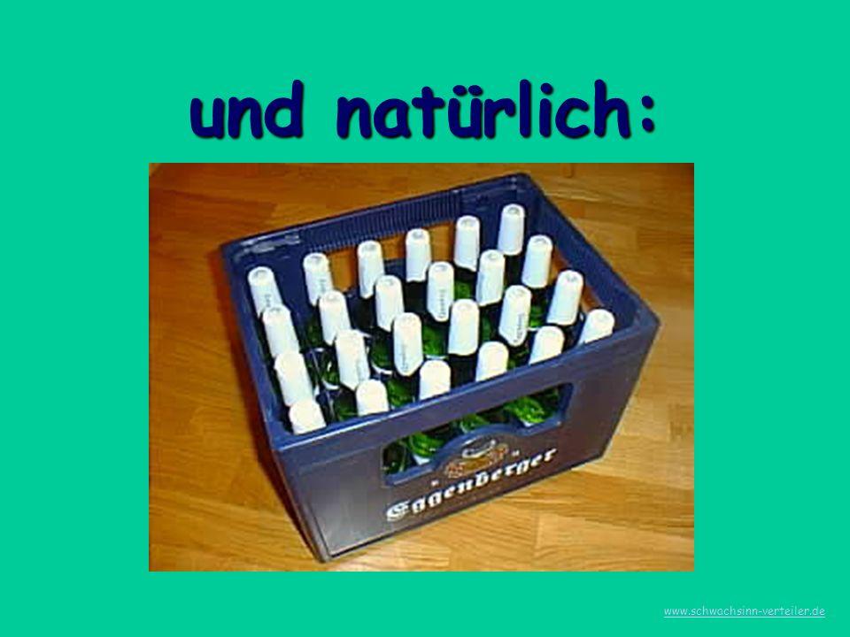 und natürlich: www.schwachsinn-verteiler.de