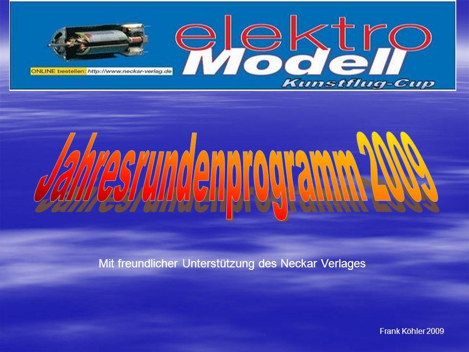 Jahresrundenprogramm 2009