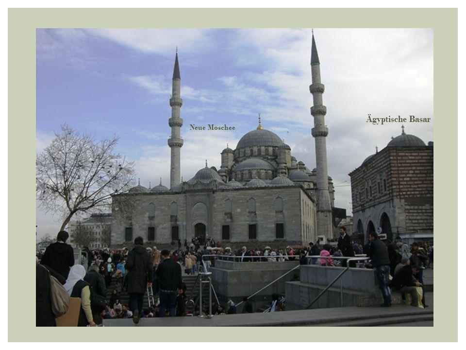 Ägyptische Basar Neue Moschee