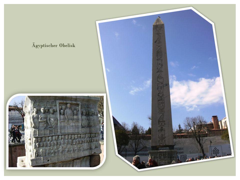 Ägyptischer Obelisk
