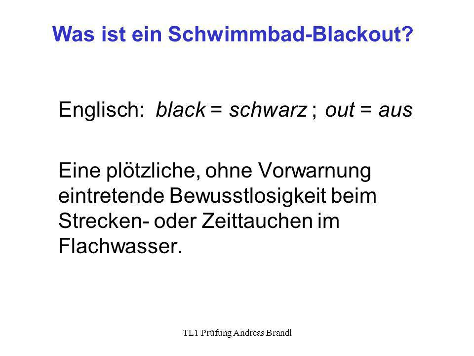 Was ist ein Schwimmbad-Blackout