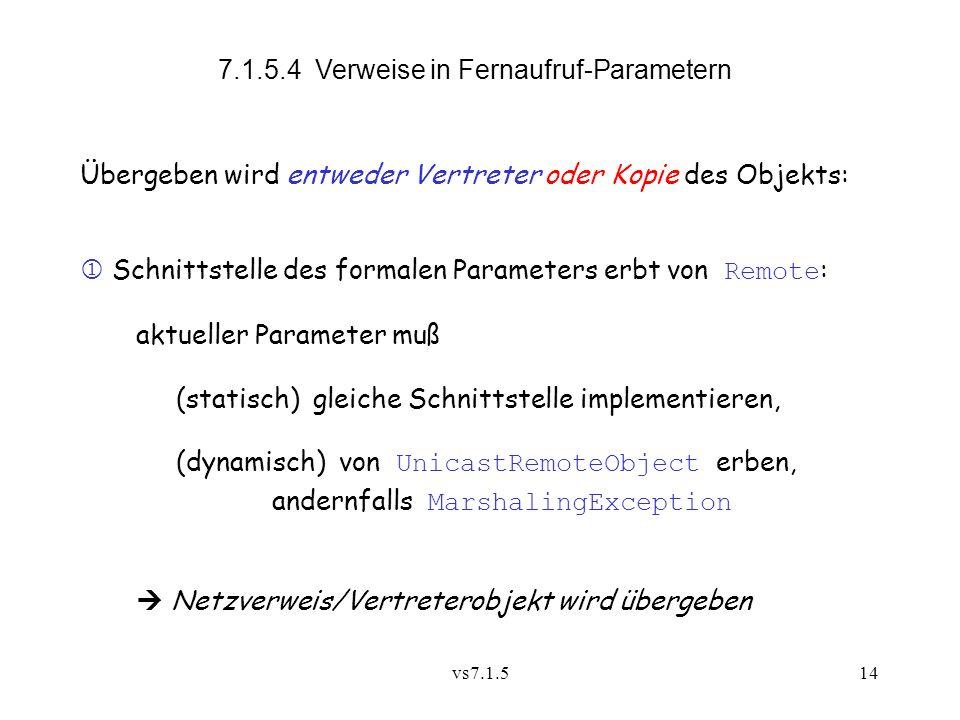 7.1.5.4 Verweise in Fernaufruf-Parametern
