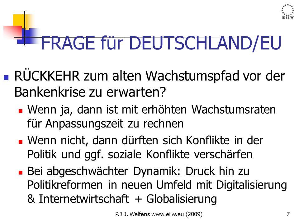FRAGE für DEUTSCHLAND/EU