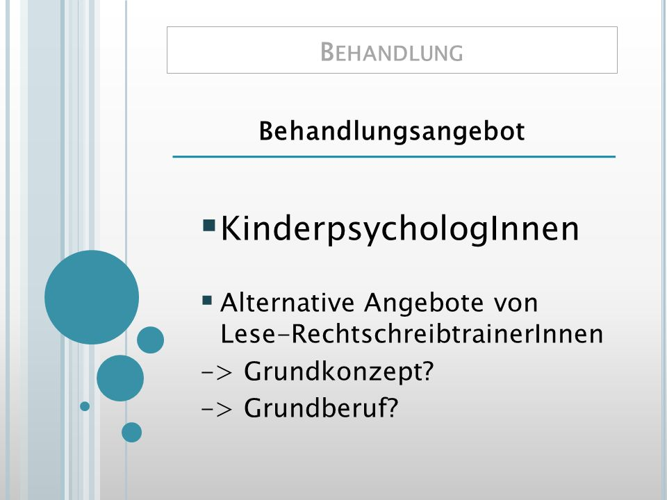 KinderpsychologInnen