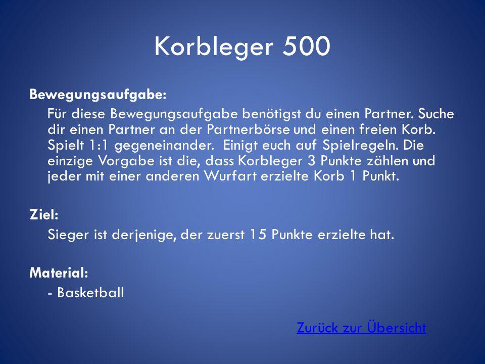 Korbleger 500