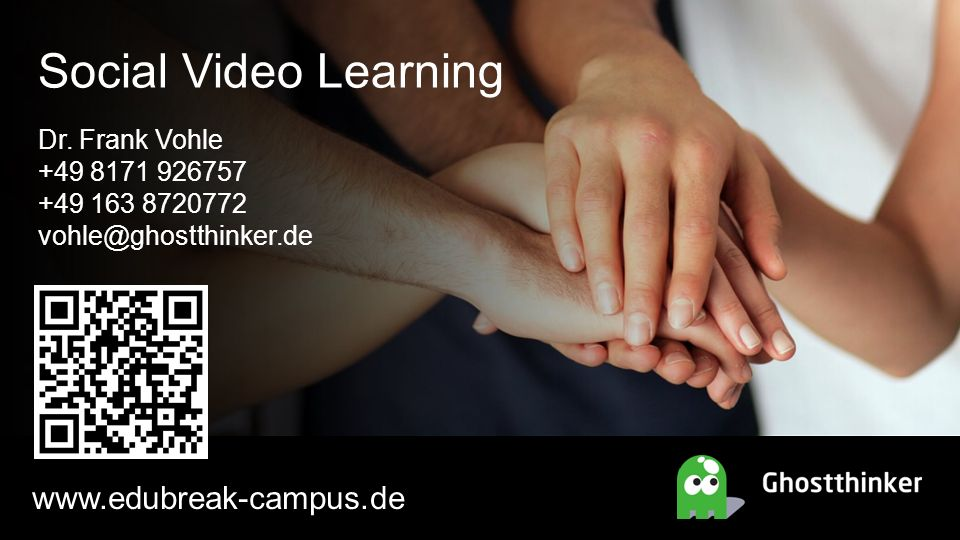 Social Video Learning www.edubreak-campus.de