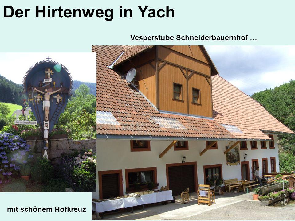 Vesperstube Schneiderbauernhof …