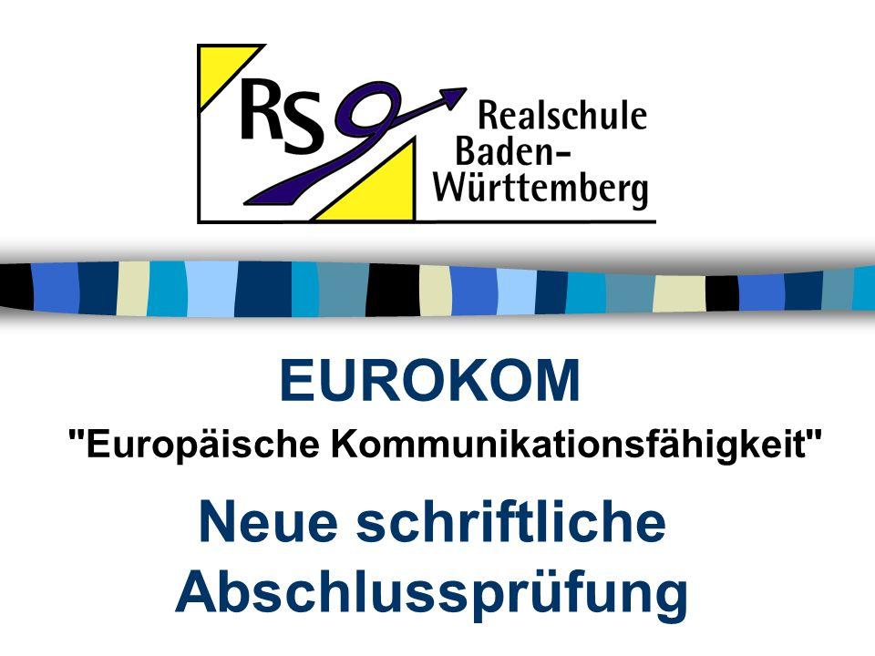 Europäische Kommunikationsfähigkeit