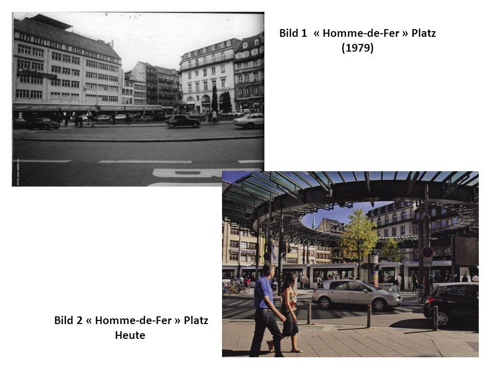Bild 1 « Homme-de-Fer » Platz (1979)