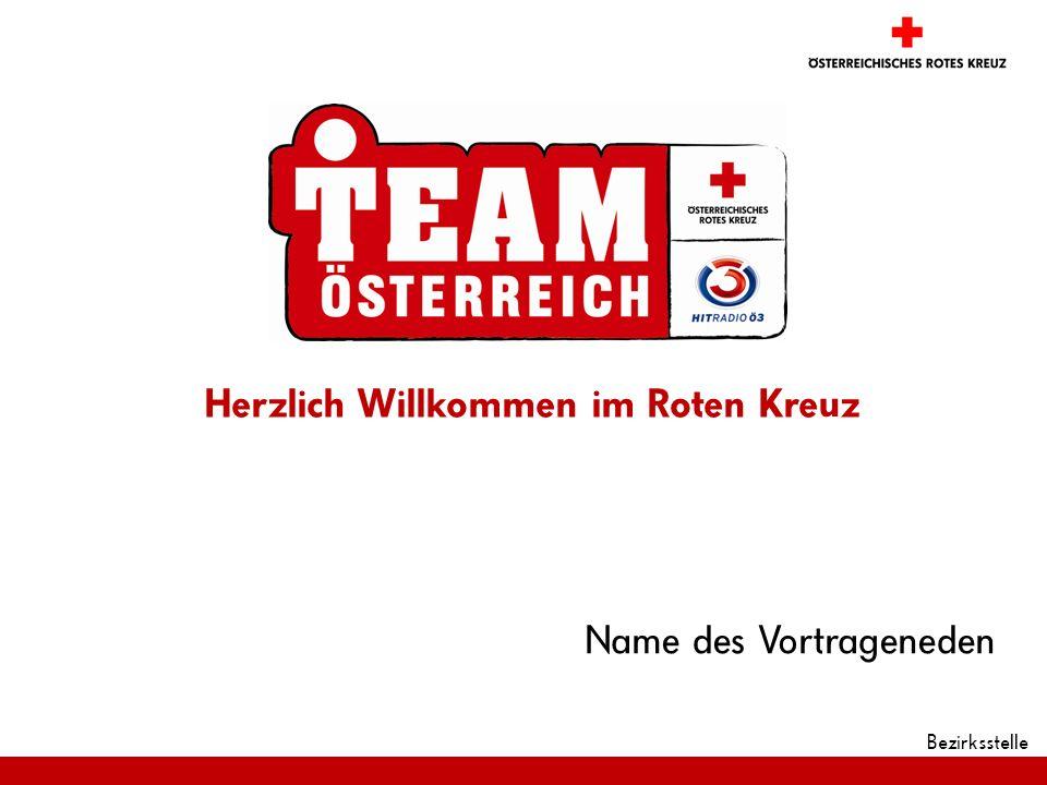 Herzlich Willkommen im Roten Kreuz