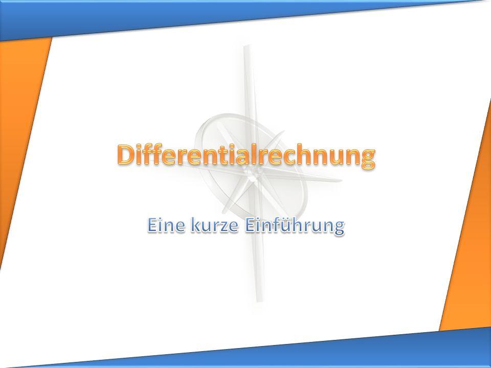 Differentialrechnung