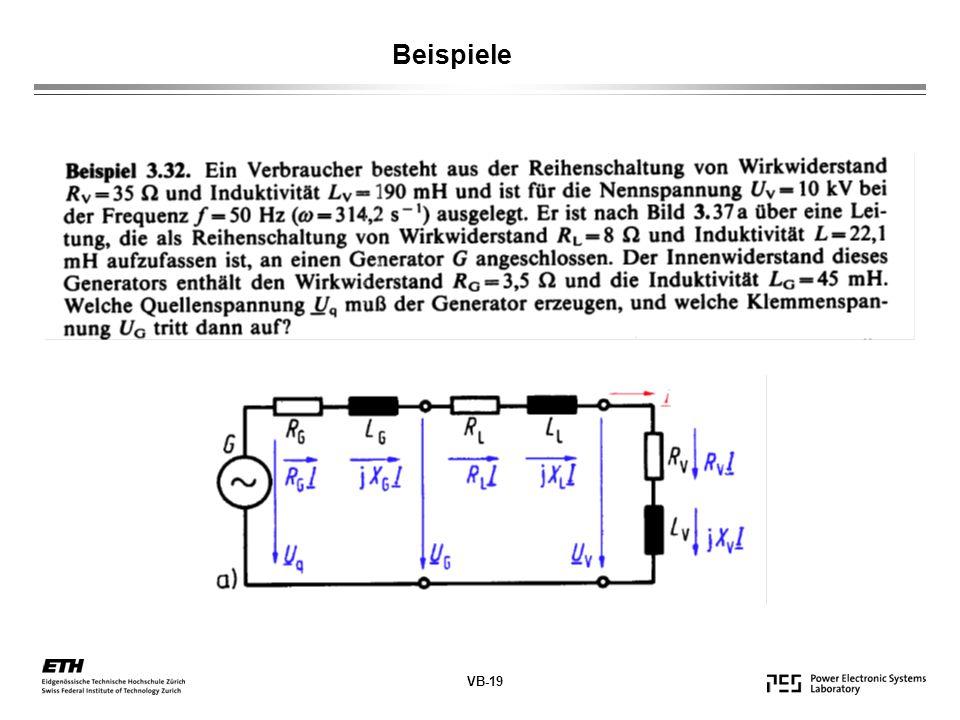 Beispiele VB-19