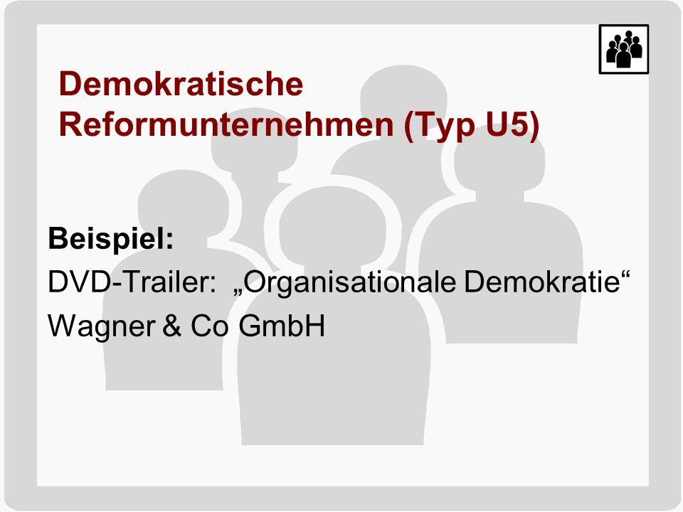 Demokratische Reformunternehmen (Typ U5)